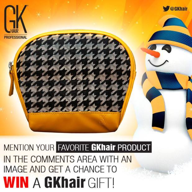 GKhair Giveaway