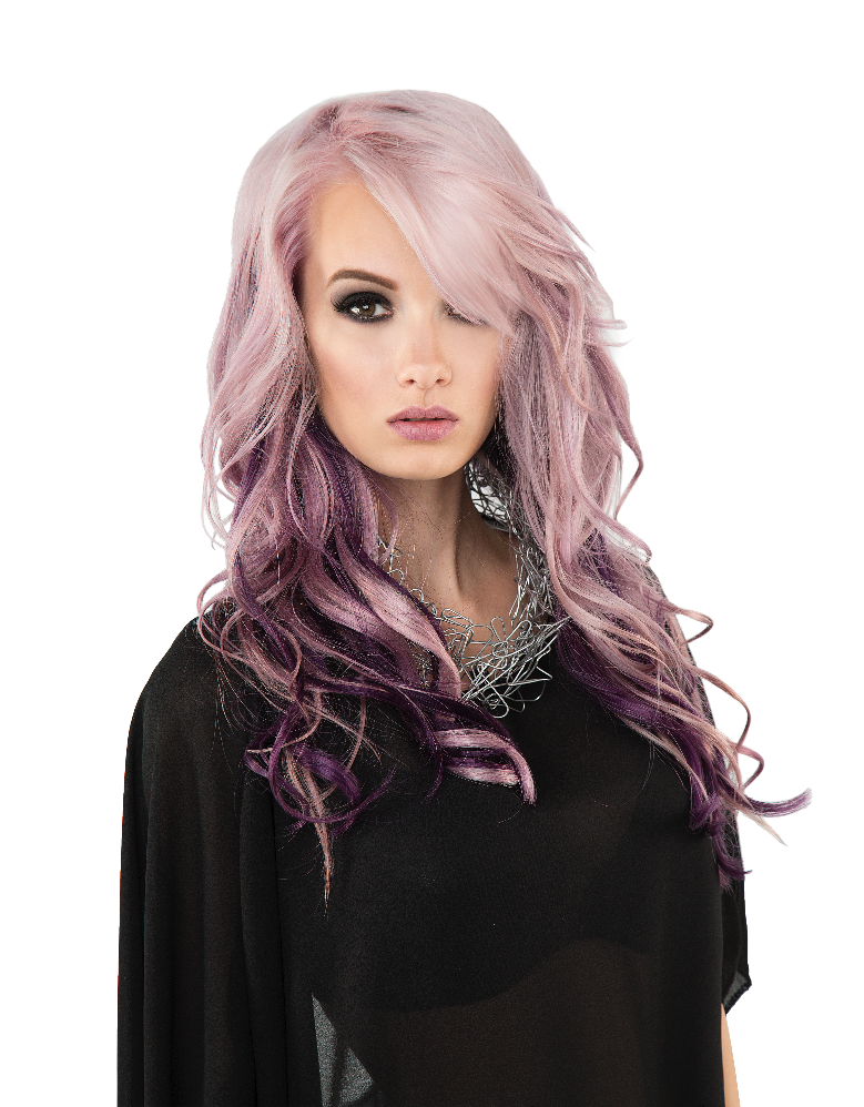 GKhair Juvexin Cream Color_Violet Hair Color
